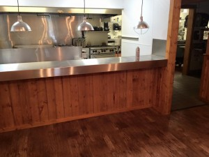 Counter Build and Installation