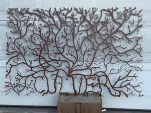 Custom Culiver Roots Artwork