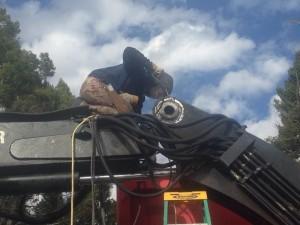Mobile Welding Repairs