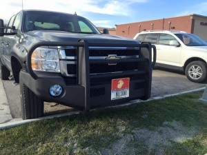Truck Front Fabrication and Installation